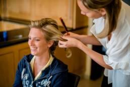 website laten maken hairsalon velvet