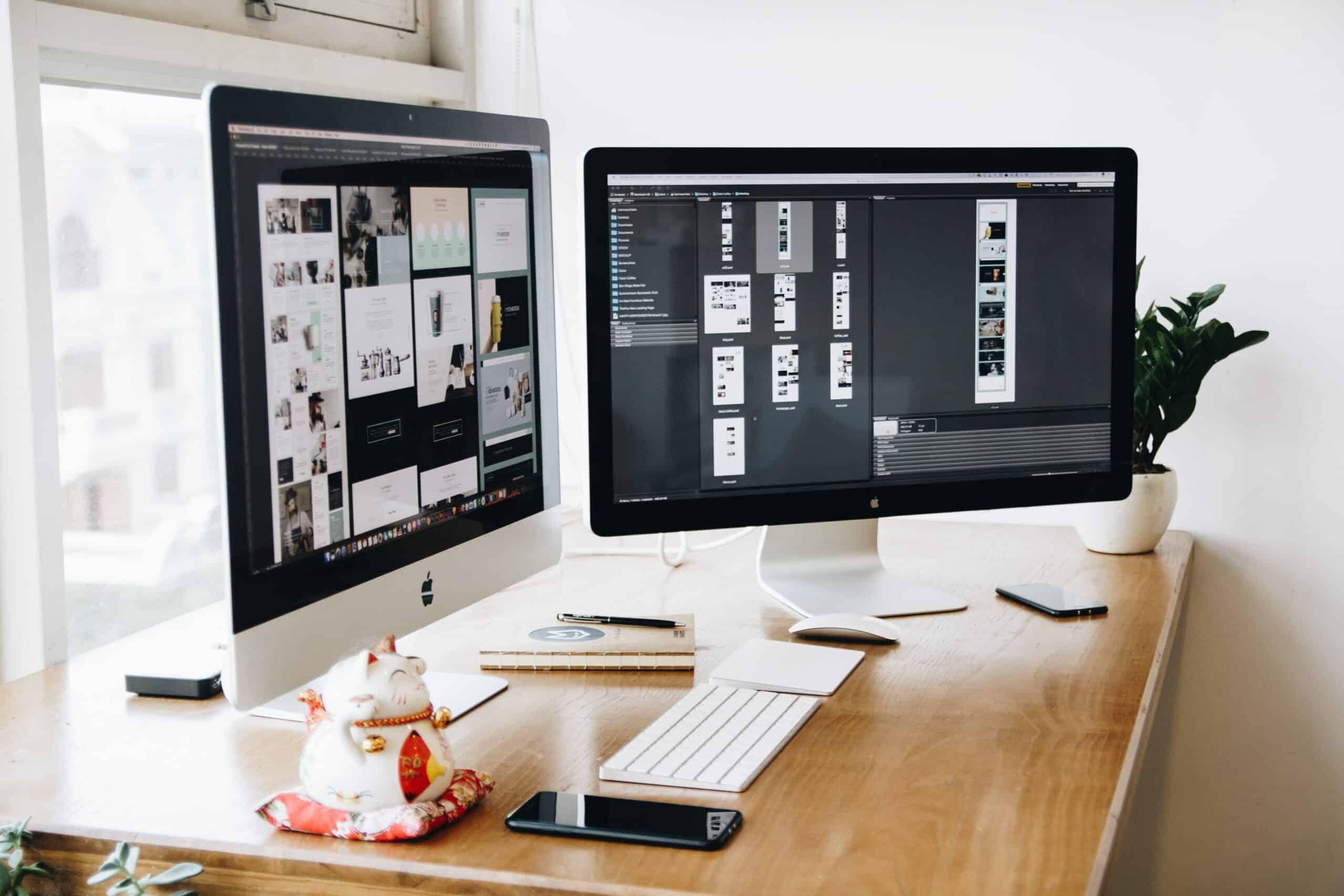 Wordpress website laten maken in Renaix