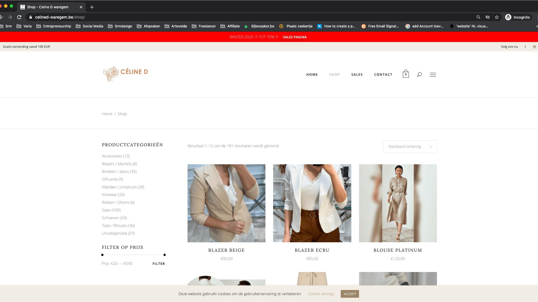 Webshop laten maken in Assenede
